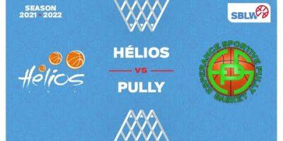 SB League Women - Day 2: HELIOS vs. PULLY