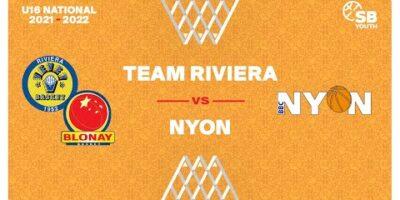 U16 National - Day 2: TEAM RIVIERA vs. NYON
