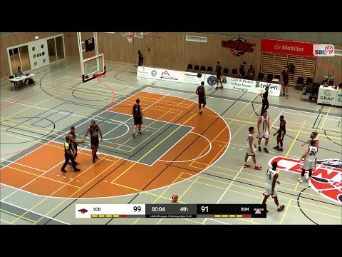Swiss Central Basketball vs. BC Boncourt – Game Highlights