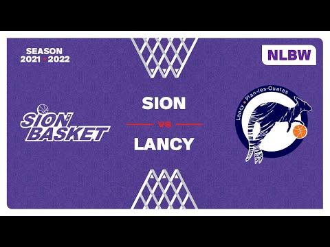 NLB Women – Day 4: SION vs. LANCY