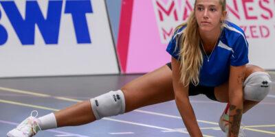 Volleyball NLA Damen: Sm'Aesch Pfeffingen - Volley Lugano