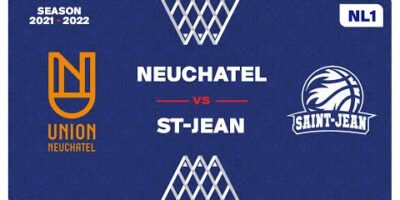 NL1 Men - Day 3: NEUCHATEL vs. VERNIER