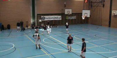 1LNM - Baden Basket VS Starwings Basket