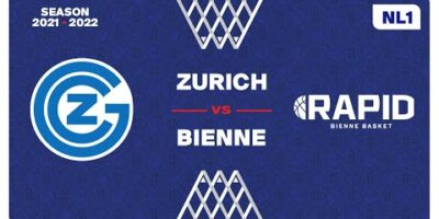 NL1 Men - Day 4: ZURICH vs. BIENNE