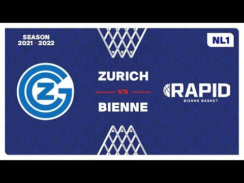 NL1 Men – Day 4: ZURICH vs. BIENNE