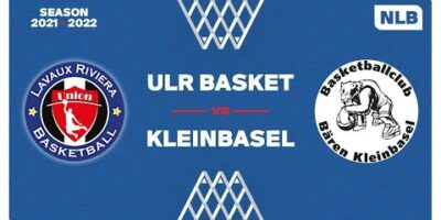 NLB Men - Day 3: LAVAUX vs. KLEINBASEL