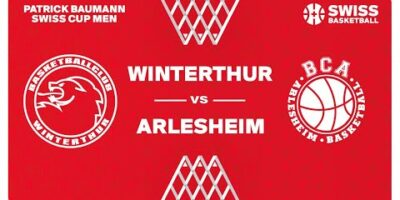 Patrick Baumann Swiss Cup M - Day 1-32: WINTERTHUR vs. ARLESHEIM