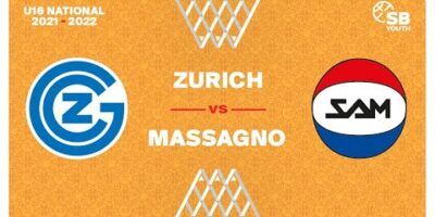 U16 National - Day 2: ZURICH vs. MASSAGNO