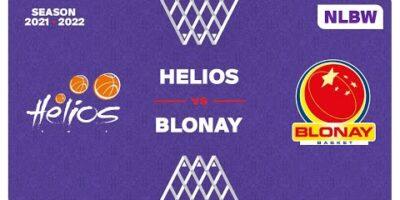 NLB Women - Day 3: HELIOS vs. BLONAY