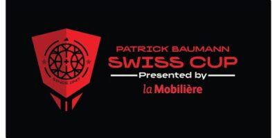 PATRICK BAUMANN SWISS CUP 2022 - TIRAGE AU SORT 1/16  FINAL MEN
