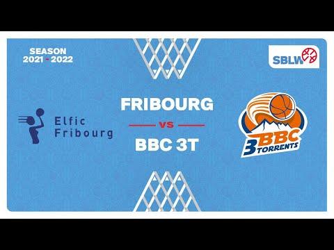 SB League Women – Day 3: FRIBOURG vs. TROISTORRENTS
