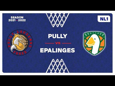 NL1 Men – Day 1: PULLY vs. EPALLINGES