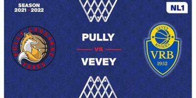 NL1 Men - Day 3: PULLY vs. VEVEY