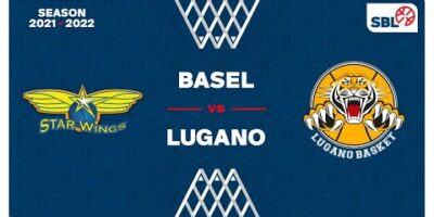 SB League - Day 3: STARWINGS vs. LUGANO
