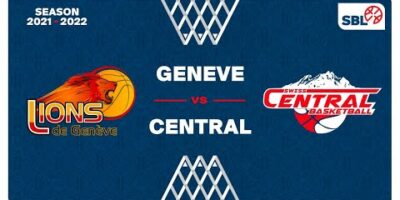 SB League - Day 3: GENEVE vs. SWISS CENTRAL