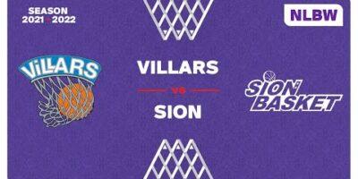 NLB Women - Day 3: VILLARS vs. SION