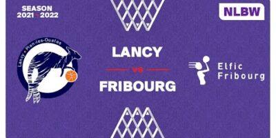 NLB Women - Day 3: LANCY vs. FRIBOURG