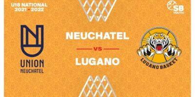 U18 National - Day 2: NEUCHATEL vs. LUGANO
