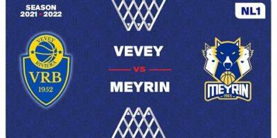 NL1 Men - Day 4: VEVEY vs. MEYRIN