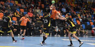 Handball European League Herren: Kadetten Schaffhausen - HC Eurofarm Pelister
