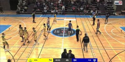 BBC Monthey-Chablais vs. Fribourg Olympic - Game Highlights