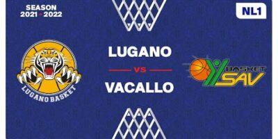 NL1 Men - Day 3: LUGANO vs. VACALLO