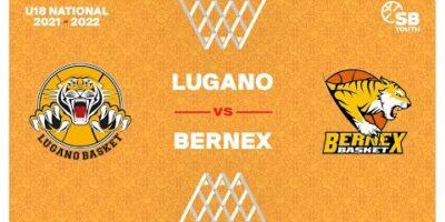 U18 National - Day 3: LUGANO vs. BERNEX