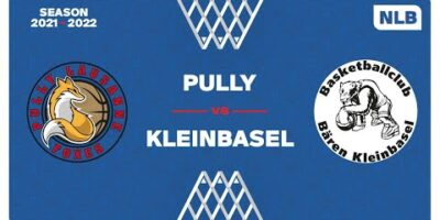 NLB Men - Day 2: PULLY LAUSANNE vs. KLEINBASEL