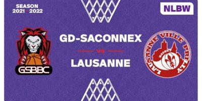 NLB Women - Day 3: SACONNEX vs. PRILLY