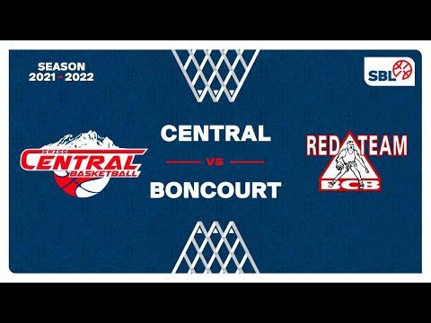 SB League – Day 4: SWISS CENTRAL vs. BONCOURT