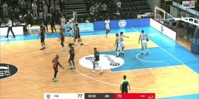 Fribourg Olympic vs. Lions de Genève - Game Highlights