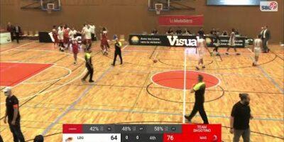 Lions de Genève vs. Spinelli Massagno - Game Highlights